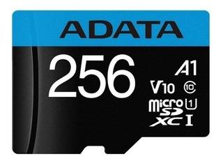 Tarjeta de memoria Adata AUSDX256GUICL10A1-RA1 Premier 256GB