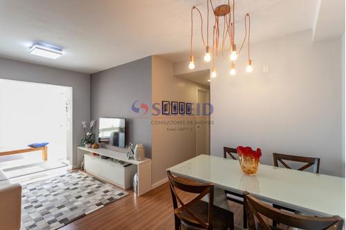 Apartamento Com Duas Suites No Jardim Prudencia - Mc8943