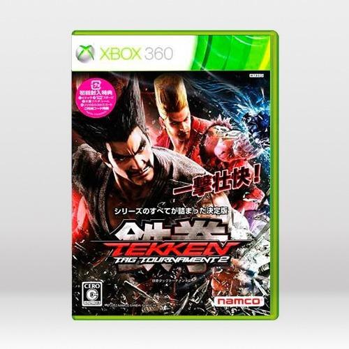 Tekken Tag Tournament 2 - Original Para Xbox 360 - Novo