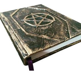 Livro Das Sombras Wicca Bos Grimorio S/trava De Seguranca