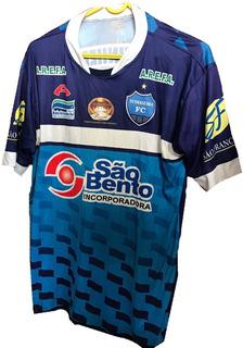 Camisa Oficial Do Time Ivinhema Futebol Clube