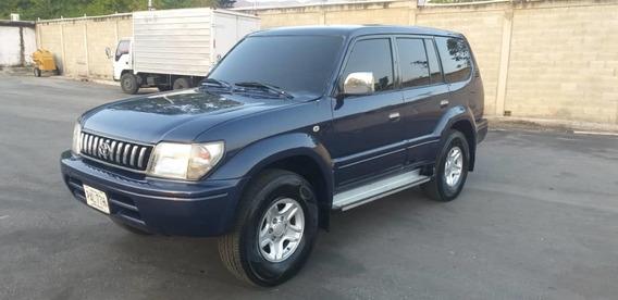 Toyota Prado Land Cruiser Año 2005 Vx
