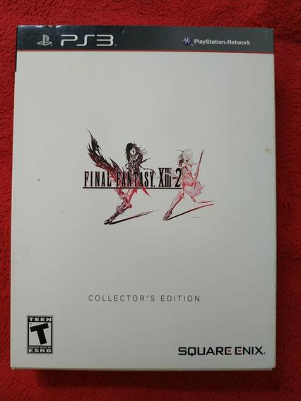 Final Fantasy Xiii-2 Collectors Edition Ps3