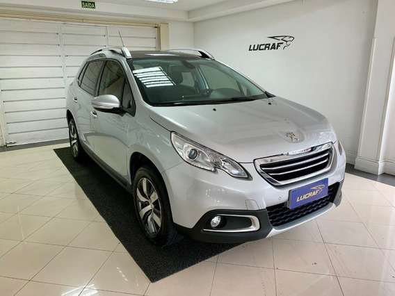 Peugeot 2008 Griffe Automático 2016