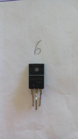 Transistor 2sc6093 2sc 6093 Novo Original Kit Com 9 Pç