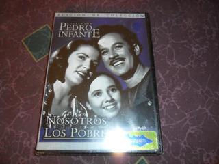 Nosotros Los Pobres Pedro Infante Pelicula Dvd Nuevo Sellado