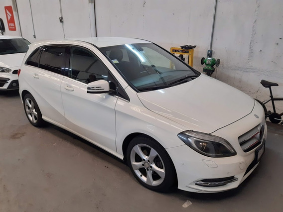 Mercedes Benz B180 Exclusive 2013