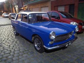 Peugeot 404 1971 Auto De Colección - Unico - Permuto