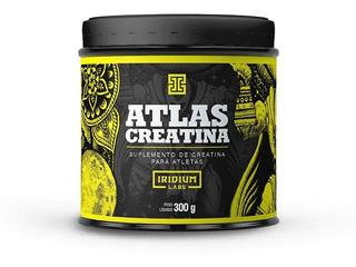 Altas Creatina - 300g - Iridium Labs