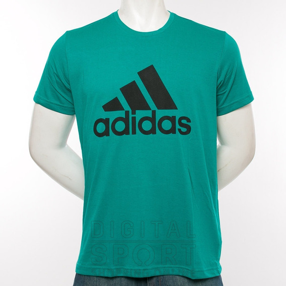 Remera adidas Logo Tee1 Hombre Algodón