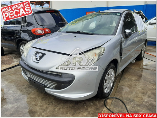 Peugeot 207 Xr 1.4 Flex 2011 Peças