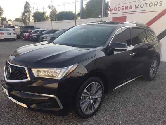 Acura Mdx 3.5 Sh-awd At 2018