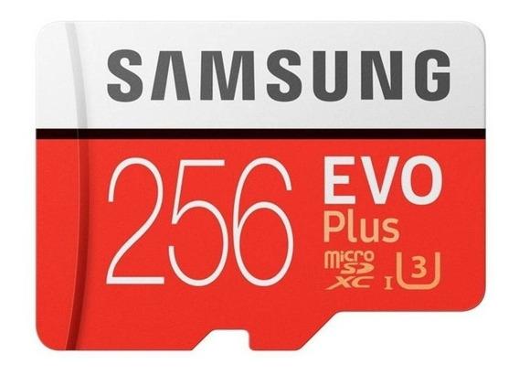 Cartão De Memória Micro Sd 256 Gb Samsung Original