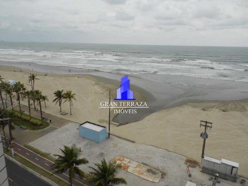 Apartamento Com 2 Dorms, Caiçara, Praia Grande - R$ 180 Mil, Cod: 1101 - V1101