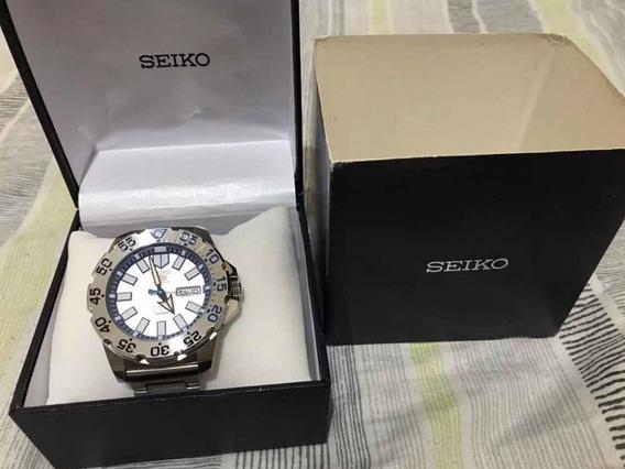 Relógio Seiko Automatic Ice Monster