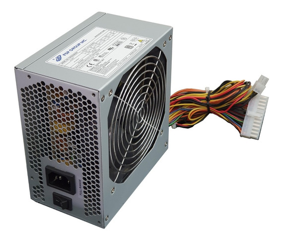 Fonte Atx 250w Real Fsp Group Inc Fsp250-60ghn 24 Pinos