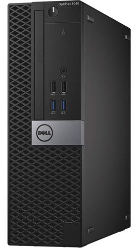 Desktop Dell Optiplex 3040 Core I3 6100 8gb Ssd 480gb Win10
