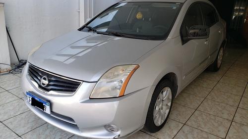 Imagem 1 de 11 de Nissan Sentra 2011 2.0 Flex Aut. 4p