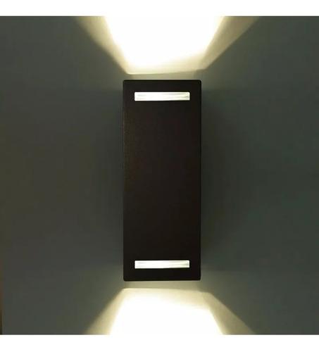 Aplique De Exterior Para Lampara Dicroica Led 3008