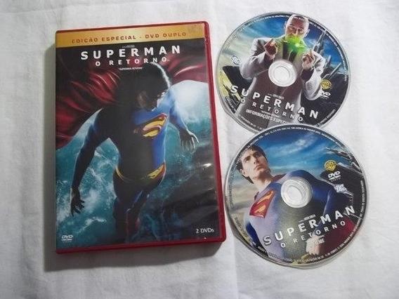* Dvd - Superman - O Retorno - Aventura