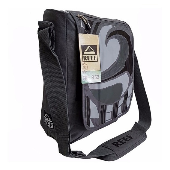Morral Reef Waves Grande Universitario Portanotebook Premium