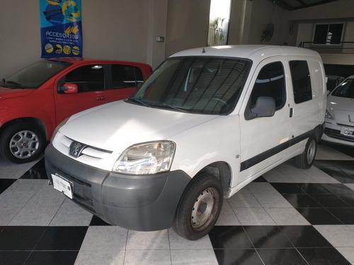 Peugeot Partner Confort 5as C/gnc De 5ta