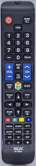 Kit 20un Controle Remoto Tv Led Samsung Smart Tv Wlw-588a