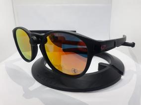 833ddfdfb Óculos Latch Preto Vermelho Masculino Polarizado Co00-712