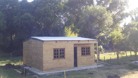 Casa Dos Habitaciones Con Baño Cocina Comedor