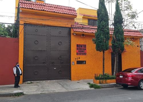 Imagen 1 de 14 de Bodega 330 M2, Piso 1 Con 2 Of Lujo, Vigilancia, Montacargas