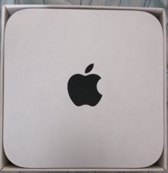 Mac Mini I5 1,4 Ghz 4 Gb Ddr3 500gb Hd Late 2014