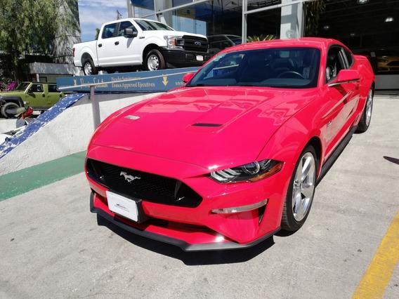 Ford Mustang Gt V8 Std 2019