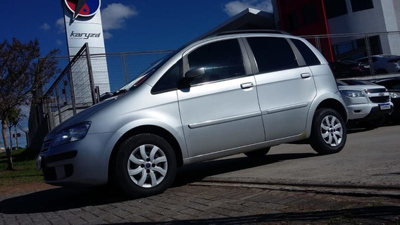 Fiat Idea Elx Fire 1.4 8v(flex) 4p 2008