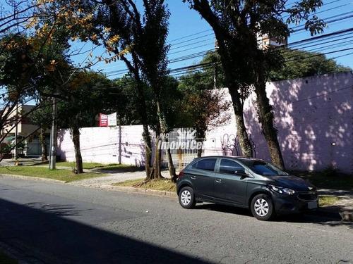 Imagem 1 de 11 de Terreno De Esquina E Plano À Venda, 900 M² Por R$ 1.990.000 - Rebouças - Curitiba/pr - Te0095