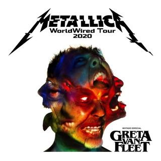Metallica 2020 Cancha General