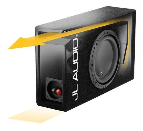 Imagen 1 de 4 de Bajo Amplificado Jl Audio Microsub 8  Cp108LG-w3v3