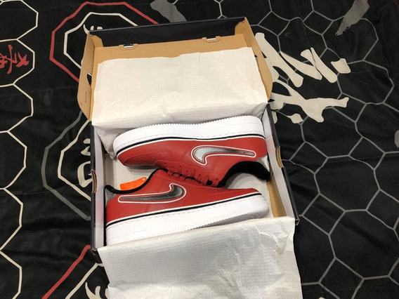 Zapatillas Nike Air Force Pack Nba Chicago Bulls