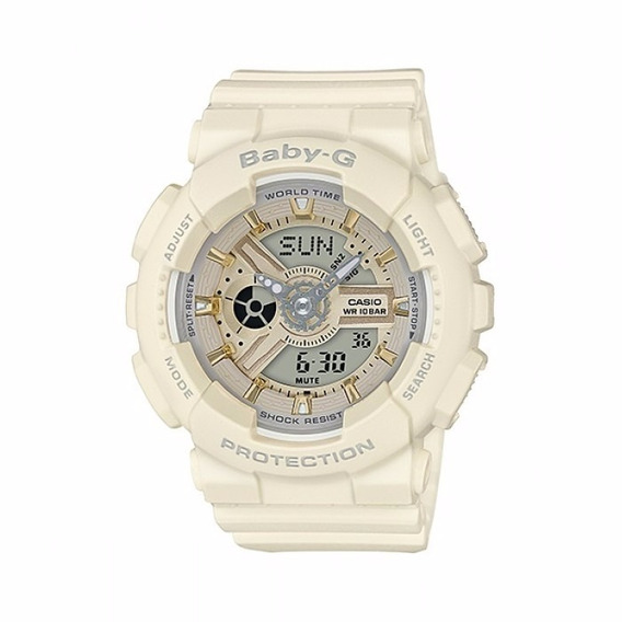 Reloj Casio Ba-110ga-7a2 Mujer Baby-g Envio Gratis