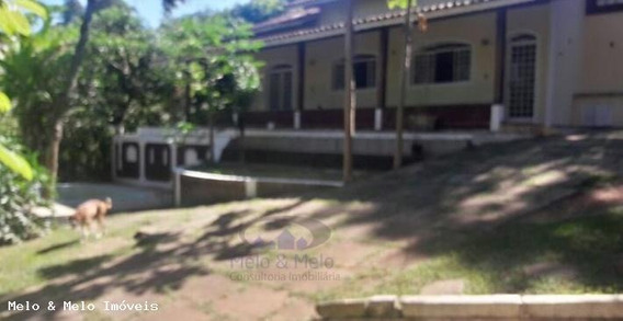 Chácara Para Venda Em Bragança Paulista, Bosque Das Pedras, 2 Dormitórios, 1 Suíte, 1 Banheiro, 10 Vagas - 485