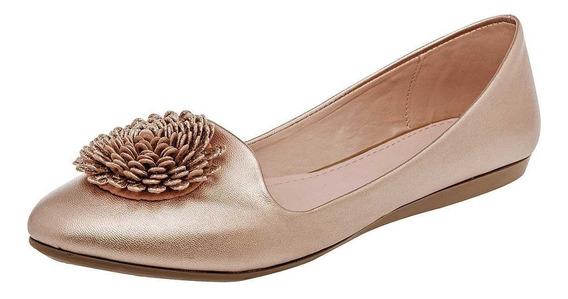 Zapato Casual Mujer Clasben 173416 Oro Rosa 22-26 080-037 T4