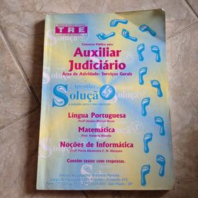 Livro Concurso Público Para Auxiliar Judiciário Tre-rj C2