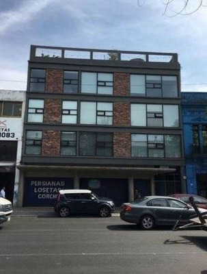 (crm-92-9320) Juarez, Edificio Comercial, Venta, Cuauhtemoc, Cdmx.