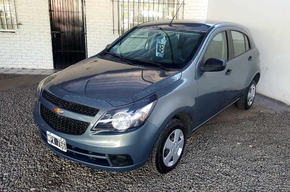 Chevrolet Agile 1.4 Ls Aa+da+mp3 2013 Unica Dueña Financio