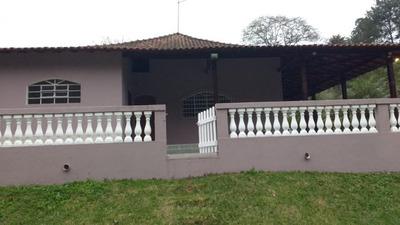 Locação Em Itapecerica Da Serra, Embu Mirim, 3 Dormitórios, 1 Suíte, 1 Banheiro, 6 Vagas - 392