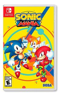 Sonic Mania - Nsw