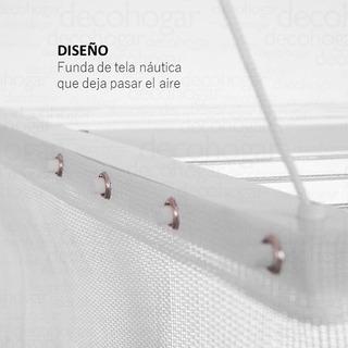 Funda Ropa Accesorio Tendedero Techo Pared Standard Hollsen