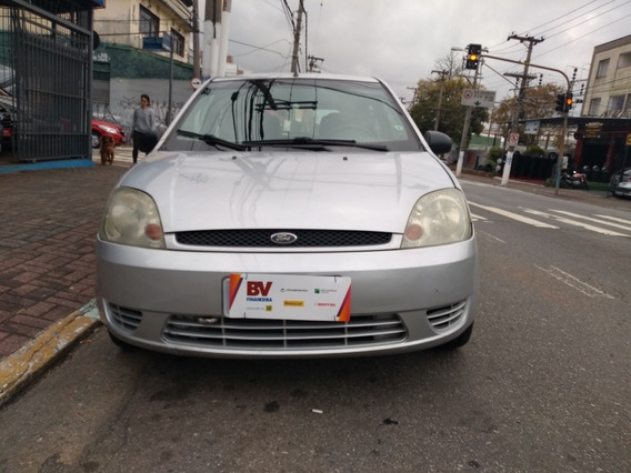 Ford Fiesta 2005 1.0 Supercharger - Esquina Automoveis