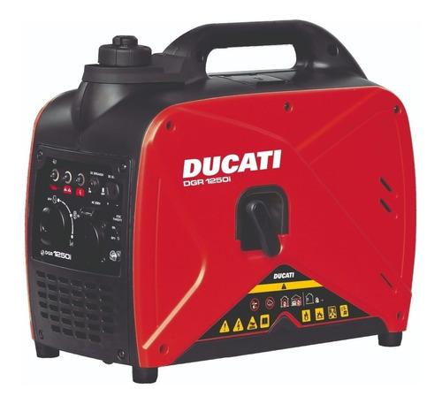 Planta Electrica Inverter- Ducati  1250i Gasolina 4 Tiempos
