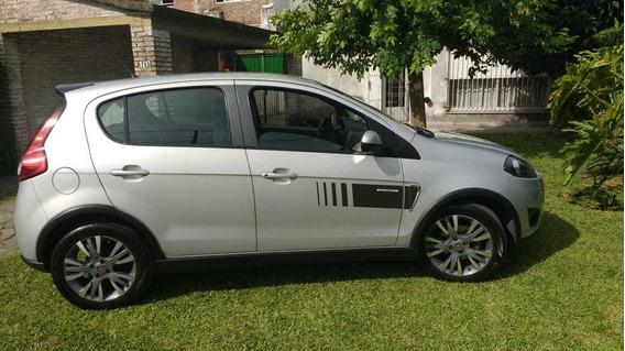 Fiat Palio 1.6 Sporting 115cv Pack Seguridad 2014