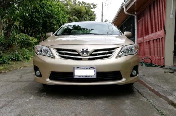 Toyota Corolla Año 2012